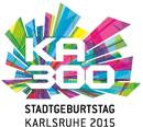 Logo Karlsruhe Stadtgeburtstag 300