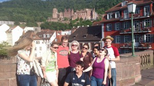 Heidelberg - of course!
