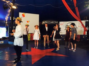 Quiznight about Timisoara